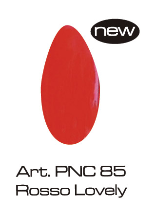 UV GEL COLOR - Rosso Lovely 5ML